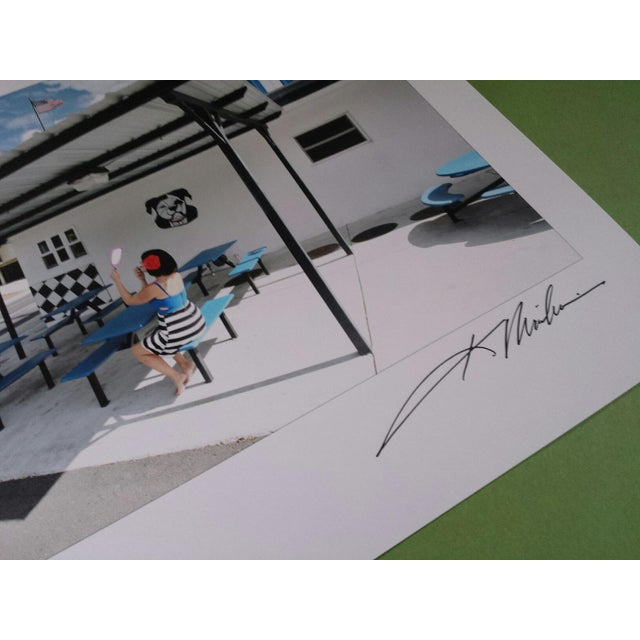 """Image of """"Pit Stop"""" Limited Edition Print 1/50"""