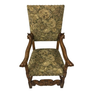 Spanish Arm Chair