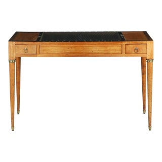 Regency Game Table Desk