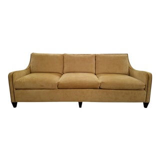 C.R. Laine Ramsey Honey Colored Sofa