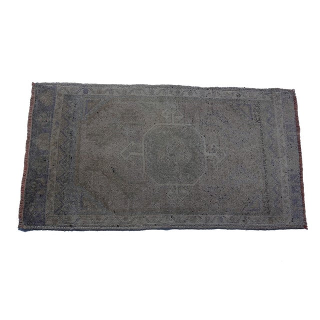 "Image of Vintage Turkish Rug - 1'10"" X 3'4"""