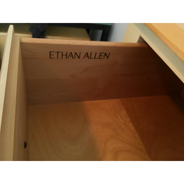 Ethan Allen Maple Dresser - Image 4 of 11