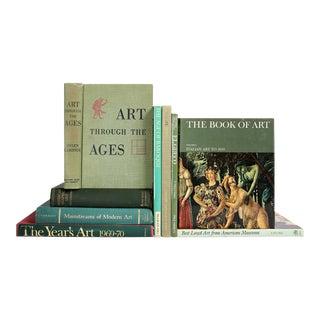 Art Book Selections: Verdant MIX - Set of 9