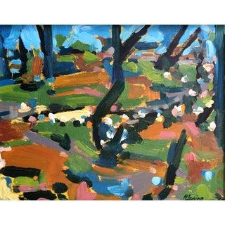 Maparath, Ireland - Oil Painting by Heidi Lanino