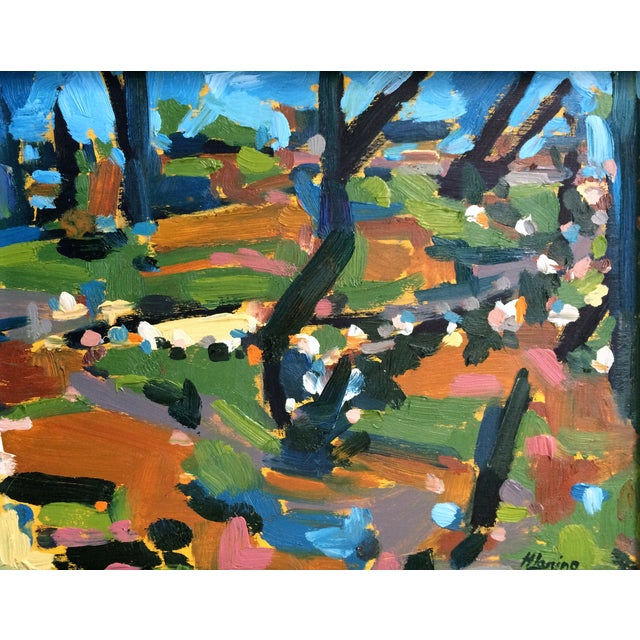 Image of Maparath, Ireland - Oil Painting by Heidi Lanino