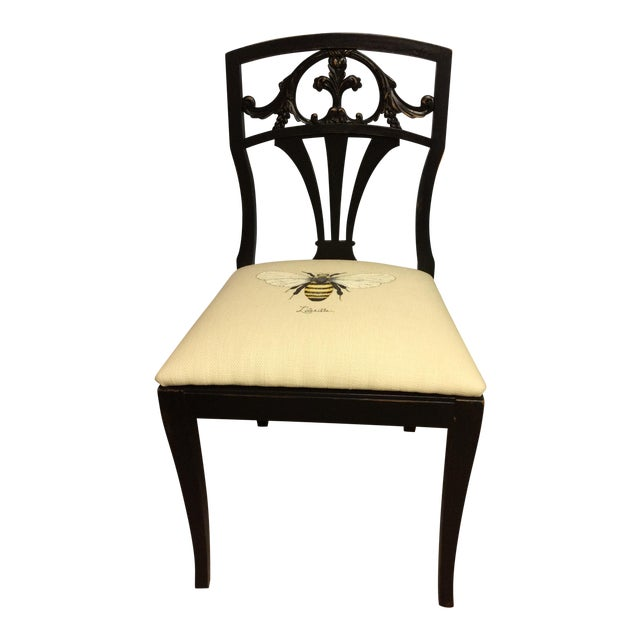French Bee Accent Chair - Image 1 of 7