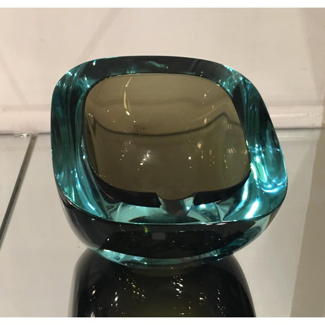 Vintage Murano Italian Art Glass Ashtray - Image 3 of 5