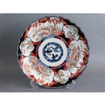 Image of Japanese Porcelain Imari Chargers - A Pair