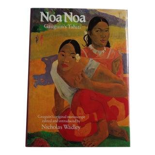 Noa Noa Gauguin's Tahiti Vintage Book