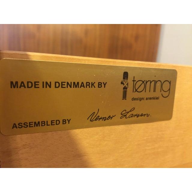 Image of Torring Danish Modern Teak Dresser