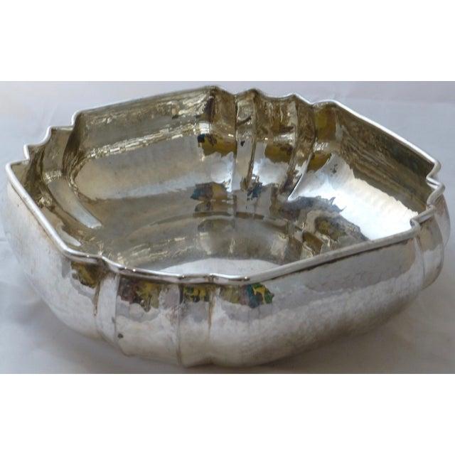 Vintage Hand Hammered Arts & Crafts Bowl - Image 6 of 11