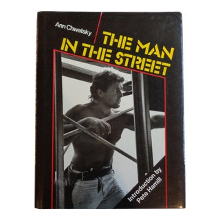 Vintage Urban Photography Book, Signed