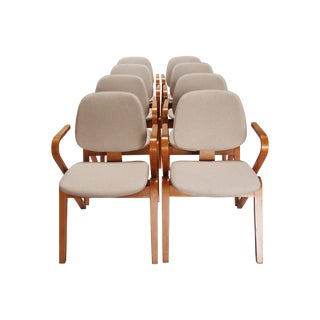 Thonet Bentwood Chairs - Set of 8