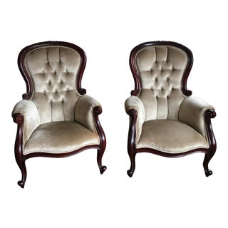 Side Chairs - a Pair
