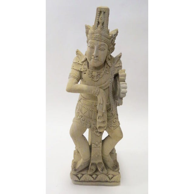 Hindu God Statues - A Pair - Image 2 of 9