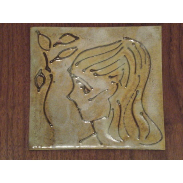 1950's Art Tiles by Harris B. Strong - Image 5 of 8