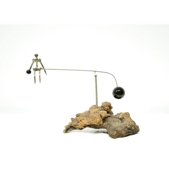 Swing Kid Sculpture - Image 3 of 6