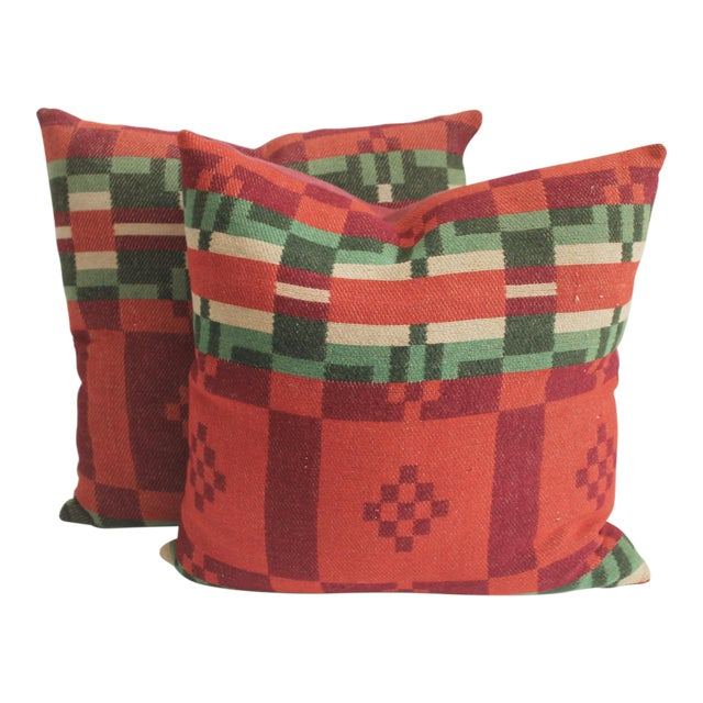 Image of Horse Blanket Pillows