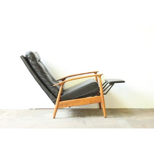 Milo Baughman for James Inc Lounge Chair - Image 6 of 9