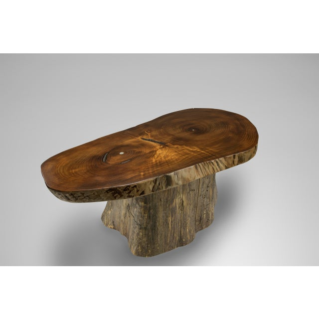 Image of Paulownia & Cedar Wood Table