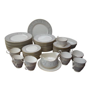 Franciscan 71-Piece China Set - Service for 14