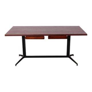 Architectural Desk by Ward Bennett for Lehigh Furniture