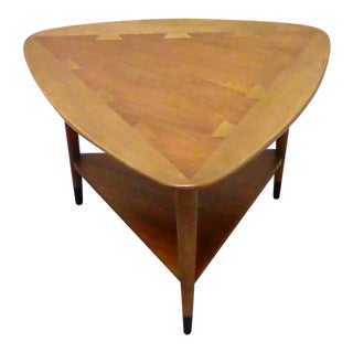 Lane Acclaim Mid-Century Guitar Pic Table