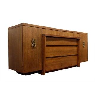 Mid-Century Modern Benson Mahogany Dresser
