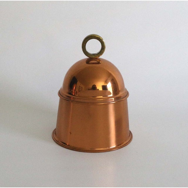 Image of Copper Coffee Service - Set of 3