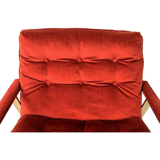Mid-Century Lounge Chairs - A Pair - Image 5 of 9