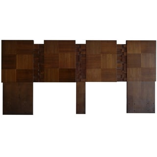 Lane Brutalist California-King Headboard