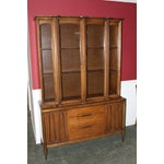 Image of Mid-Century Modern China Cabinet