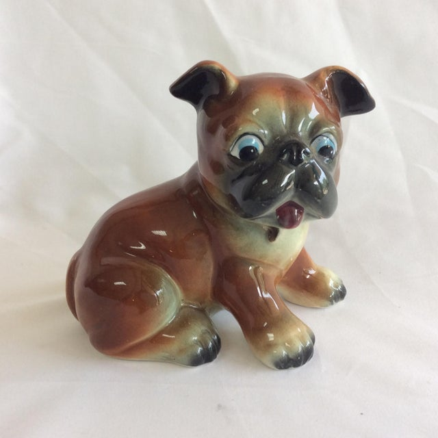 Mid-Century Ceramic Dogs - Set of 3 - Image 3 of 8