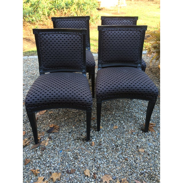Trouvailles Furniture Dining Chairs - Set of 4 - Image 6 of 10