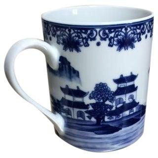 Canton Blue by China Mugs - Set of 5