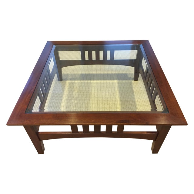 Ethan Allen Coffee Table - Image 1 of 3