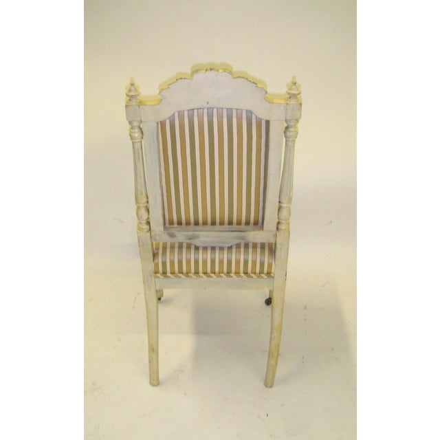 Napoleon III Style Chair - Image 5 of 6