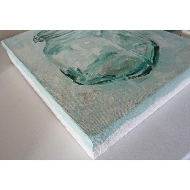 Image of Small Acrylic Painting - Hinged Jar II
