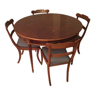 Antique Russian Dining Set