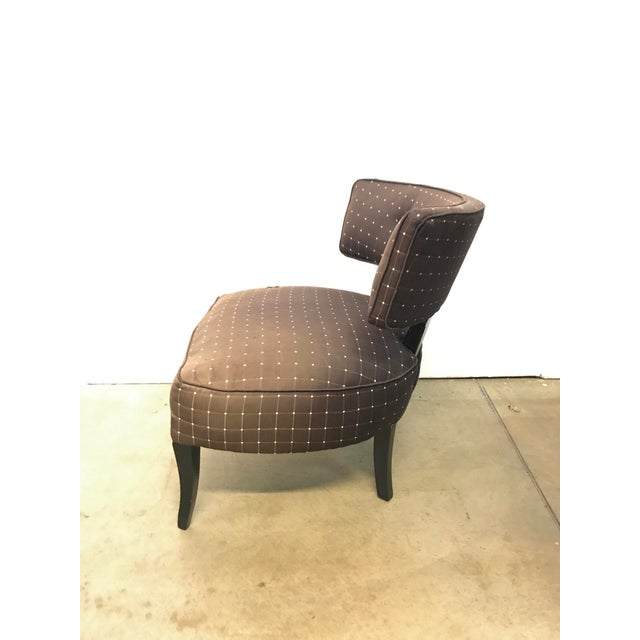 Billy Haines Style Slipper Chair - Image 8 of 10