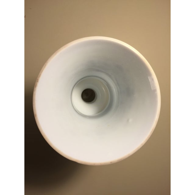 Image of Antique French Opaline Vase