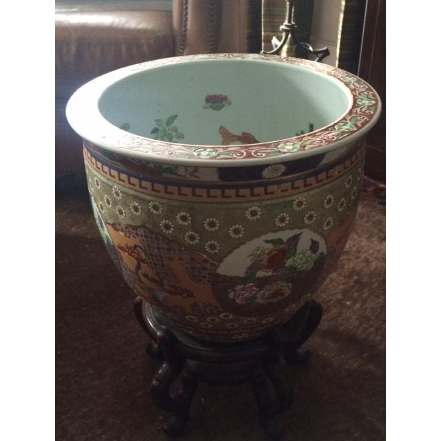 Koi Fish Bowls - Pair - Image 4 of 7