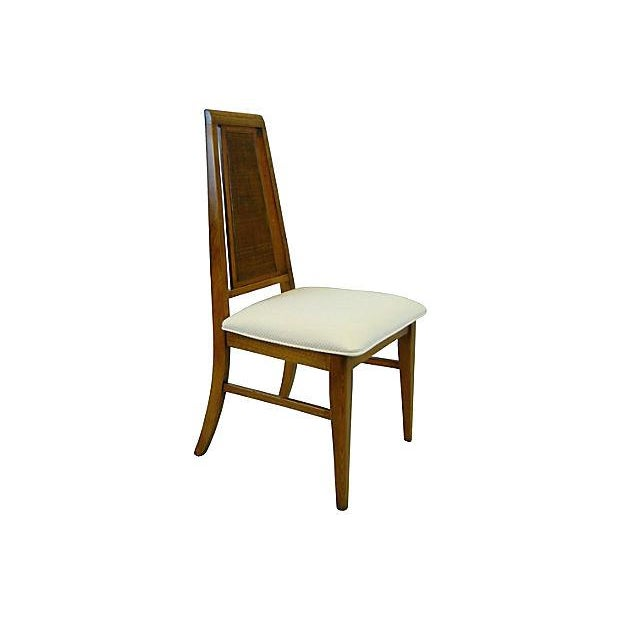 MCM High Back Dining Chairs - S/4