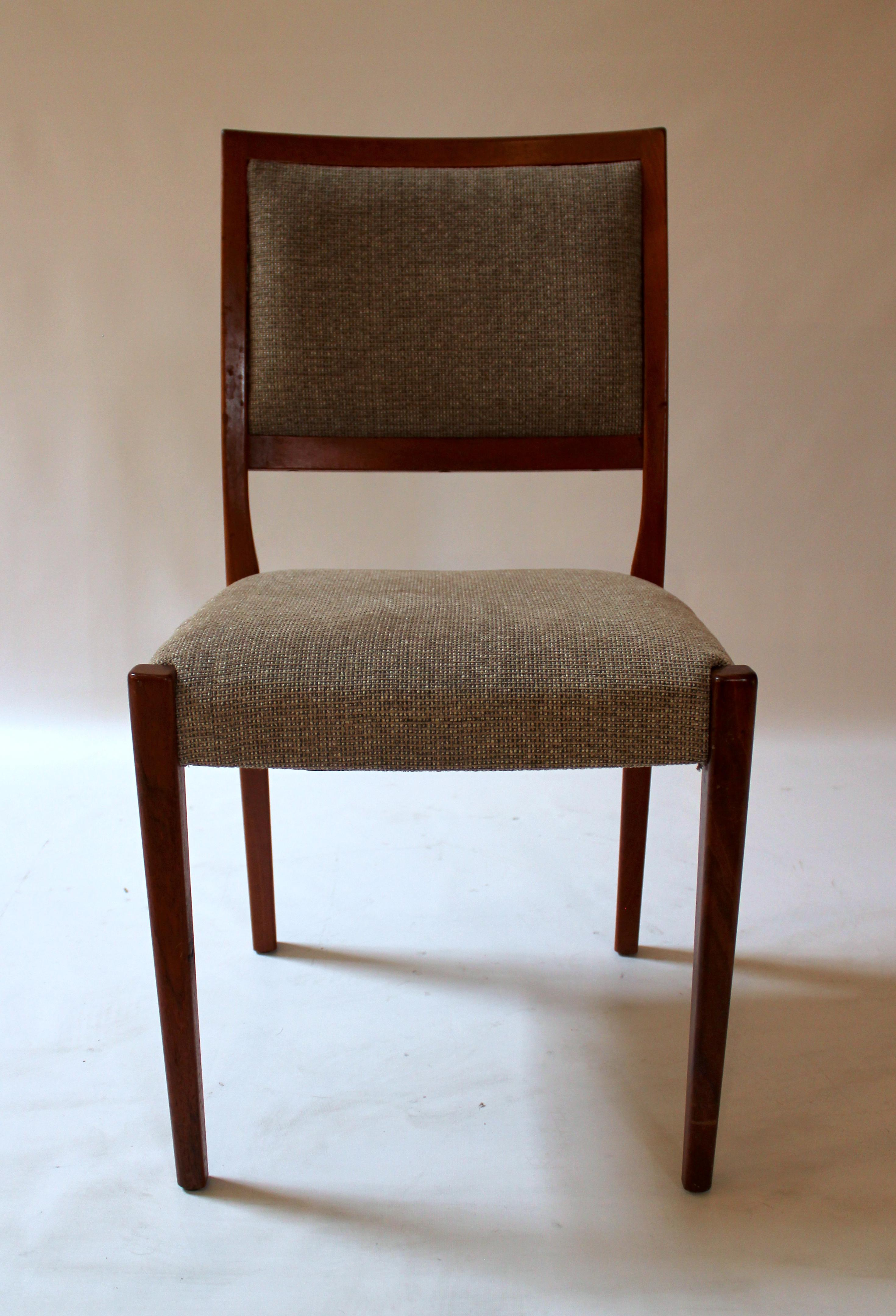 Vintage Scandinavian Dining Chair By Svegards Markaryd   Image 5 Of 10