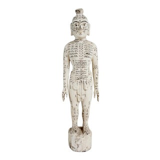 Chinese Acupuncture Large Male Statue