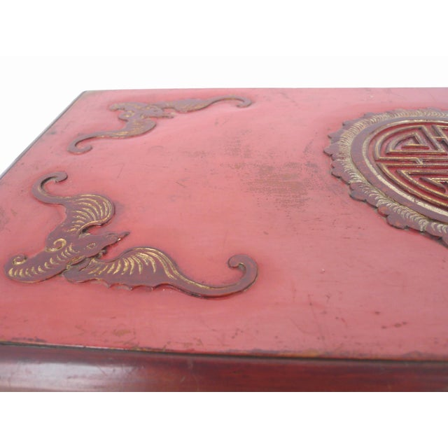 Antique Chinese Scholar Boxes - A Pair - Image 5 of 10