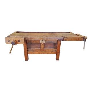 19th Century Work Bench