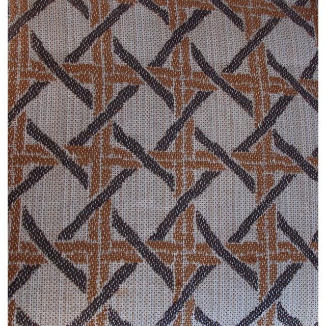 John Widdicomb Burl Walnut Dining Chairs - S/6 - Image 4 of 10