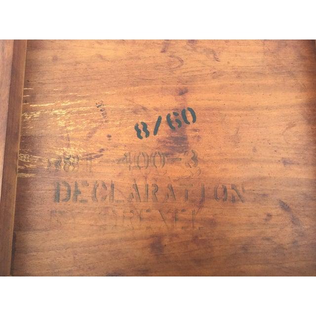 1960's Modern Drexel Declaration Nesting Tables - Image 9 of 9