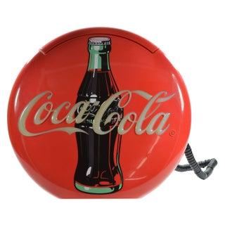 1995 Coca Cola Light-Up Telephone Phone